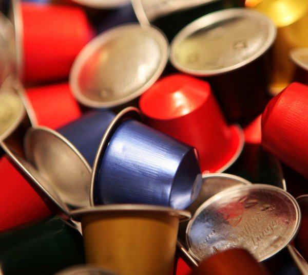 Disposable Coffee Pods