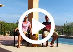 Blue World Nomads house sitting video
